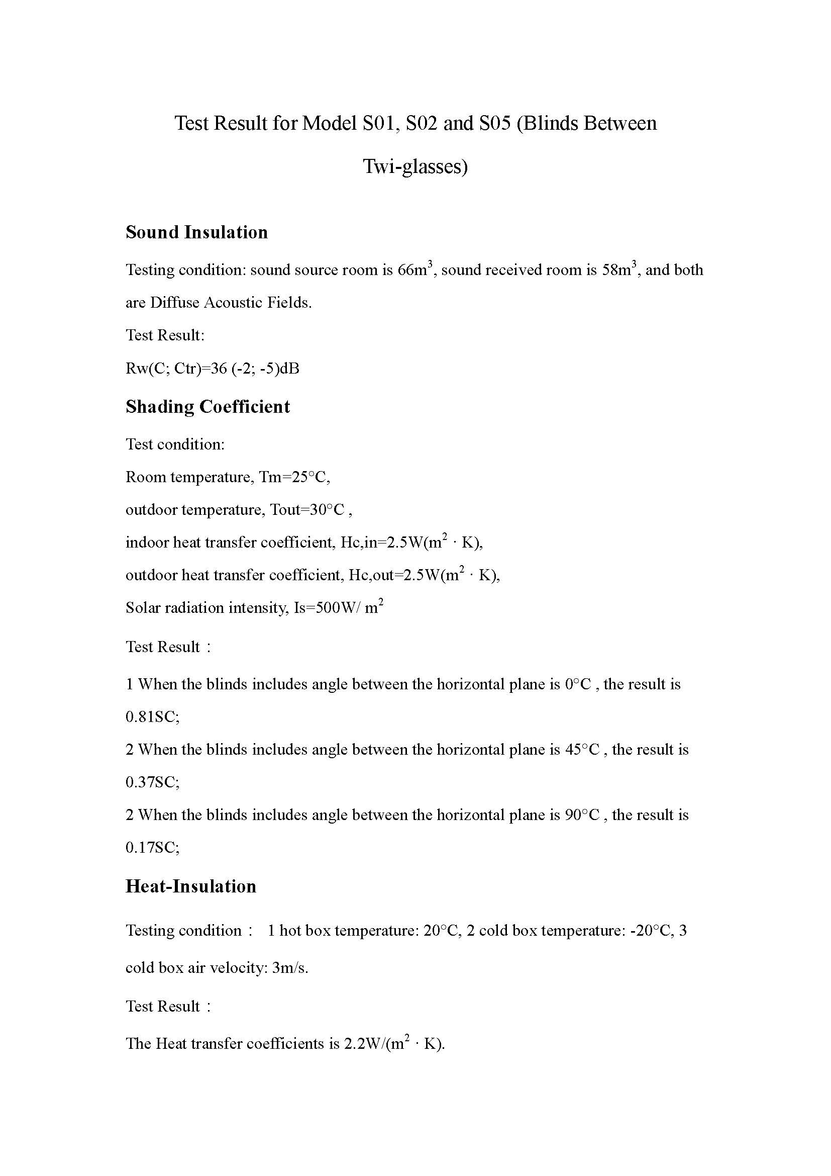 test result page2